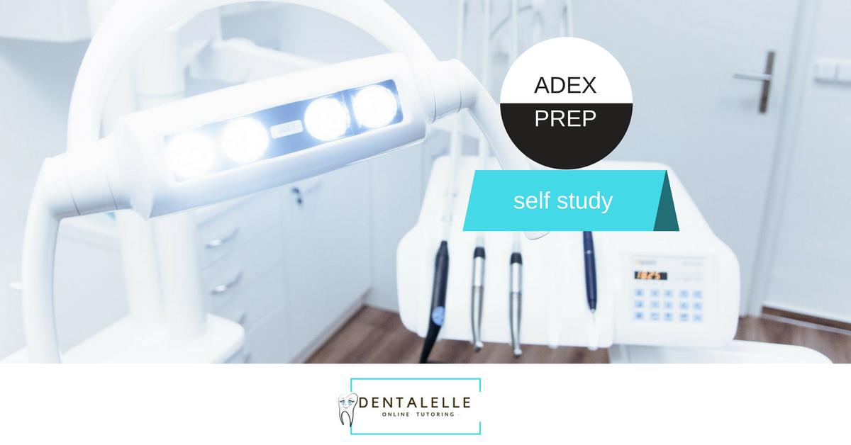 ADEX Self Study Exam Prep | Dental Hygiene Board Exam Prep Study