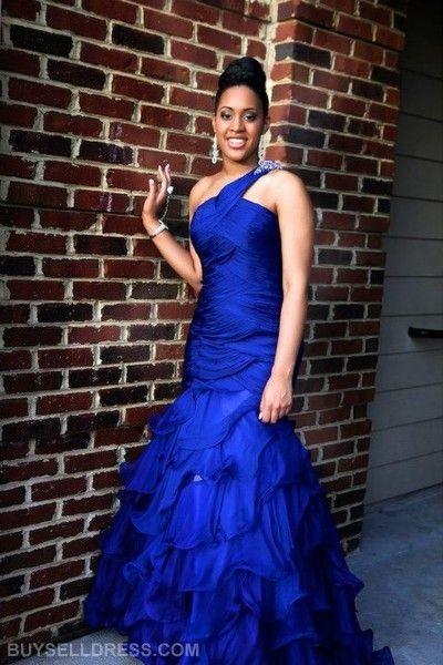 unique designer blue dresses - Google Search | WEDDING RECEPTIONS ...
