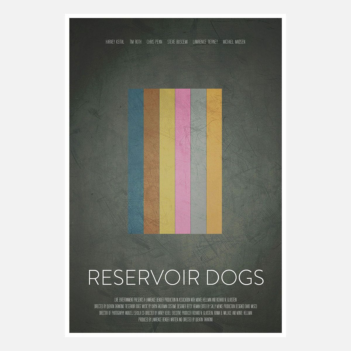 Fab.com | Reservoir Dogs Inspired | Posters | Pinterest | Reservoir dogs