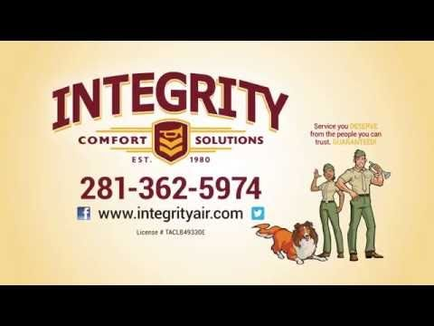 Integrity Comfort Solutions Ac Repair The Woodlands With