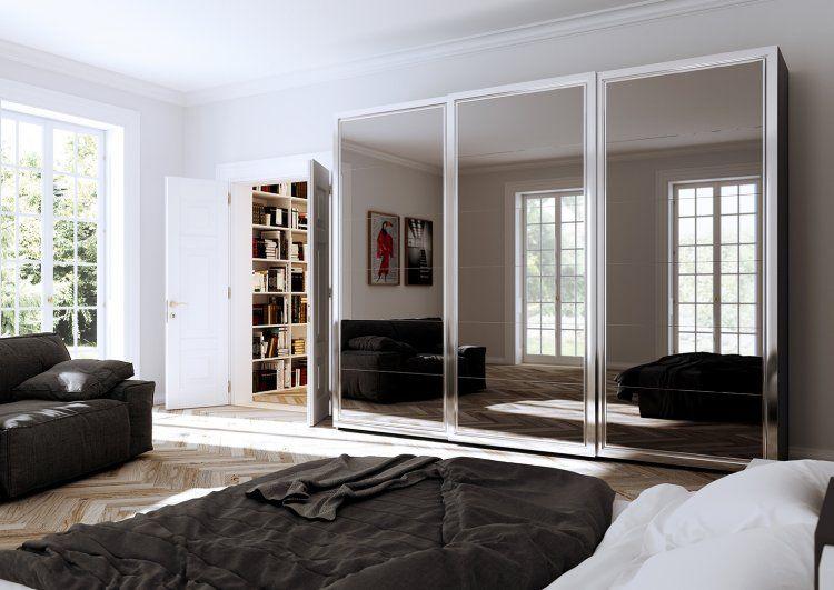 Armadio Camera Da Letto Con Specchio.Scegli Qualcosa Diverso Per La Tua Camera Da Letto L Armadio