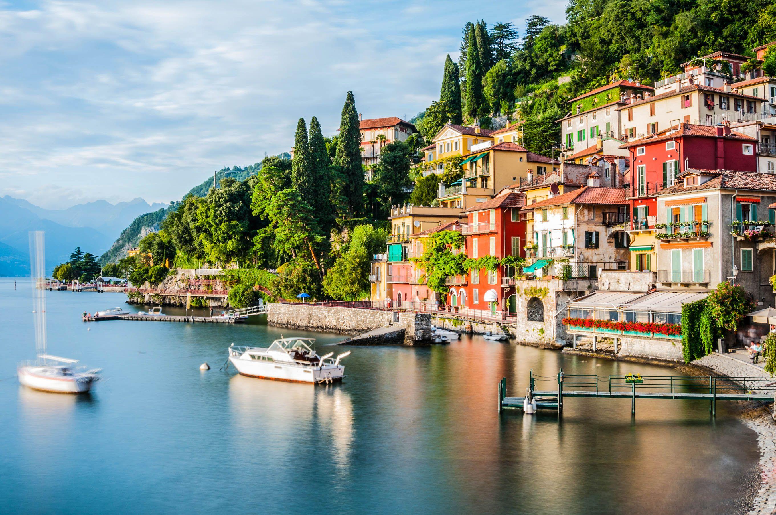 Lake Como. Lombardy, Italy.   Italy   Pinterest   Lake como, Lake ...