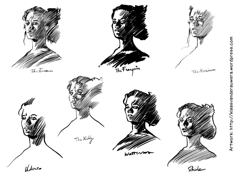Free Comic Ink Brushes - Free Photoshop Brushes at Brusheezy!