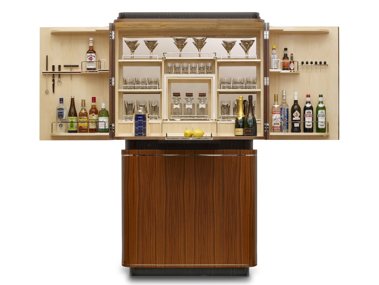 Tini Time Cocktail Cabinet Bespoke Linley Drinkscabinet
