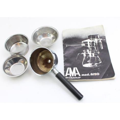 For Sale: AMA Milano Espresso Latte Machine Filter Holder