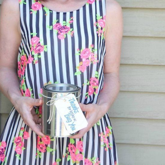 Slow Cooker Citronella Candles