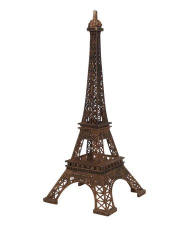 Captivating Another Great Find On #zulily! Metal Eiffel Tower Décor #zulilyfinds