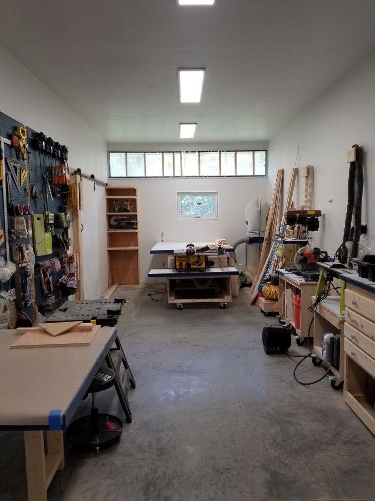 Pin by Scott Swenson on My Workshop | Home Decor, Bed, Loft