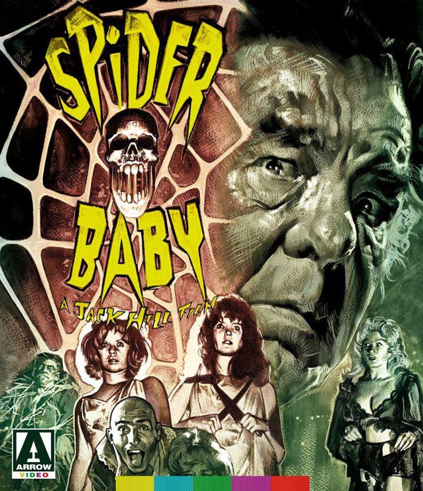 Spider Baby Movie Poster 1967