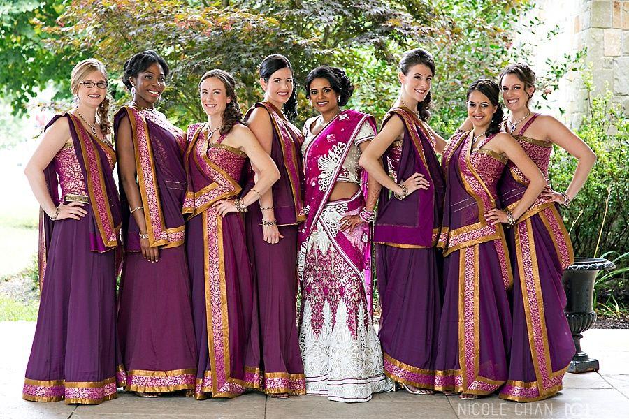 Indian Pond country club Hindu wedding | India fashion ideas ...