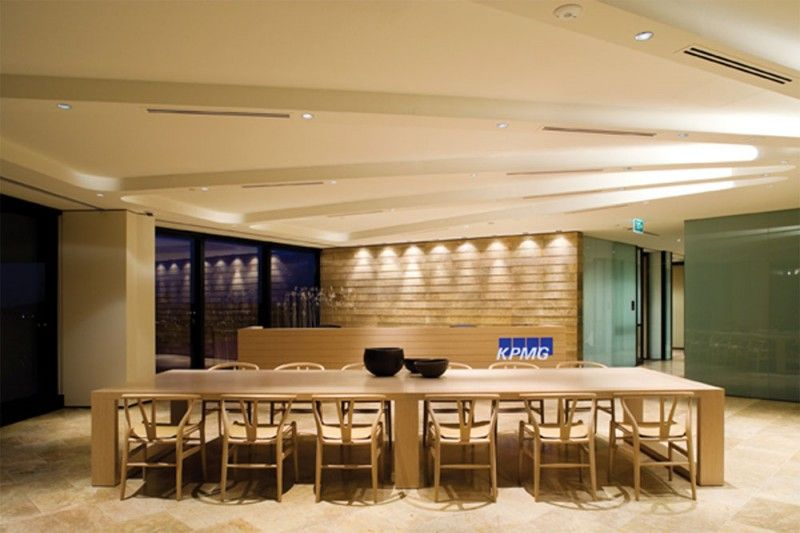 Kpmg Workplace In Brisbane Australia Office Pinterest Workplace Brisbane And Commercial