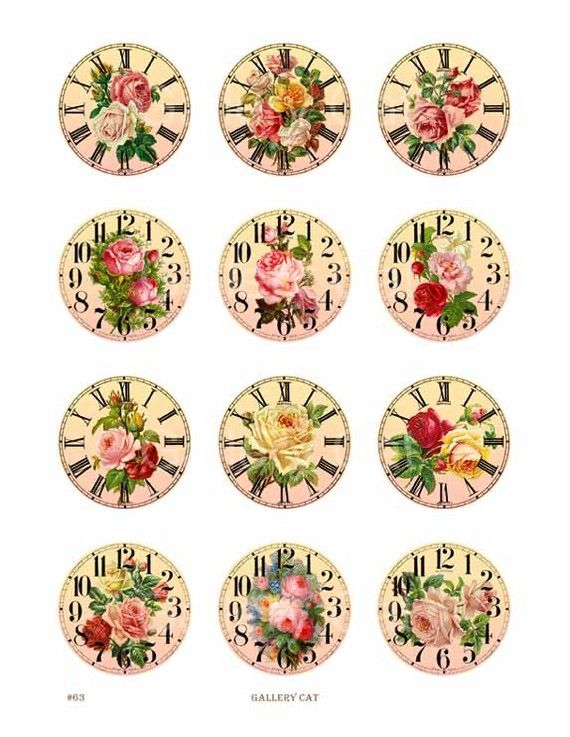 Designer Kitchen Clocks