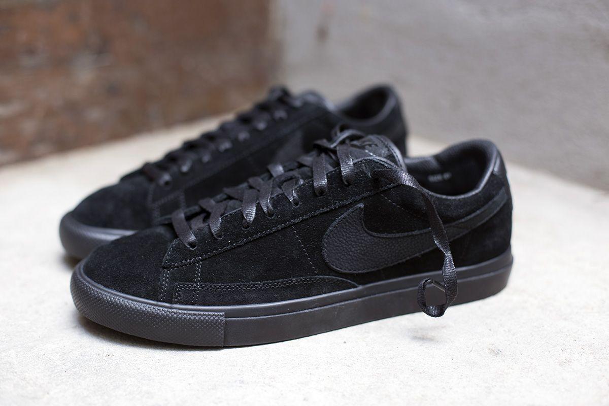 Nike Blazer Low Black