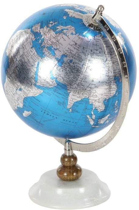 Cole Grey Globe Globe Decor Globe Art Globe
