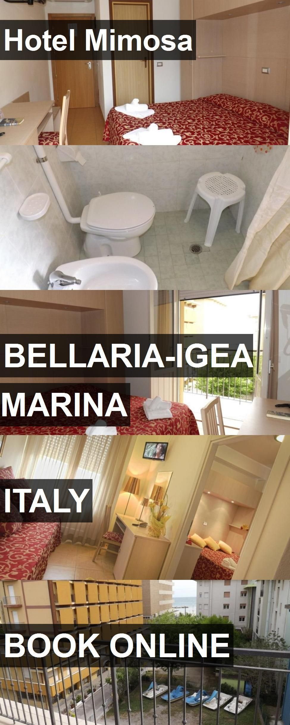 Hotel Mimosa in BellariaIgea Marina, Italy. For more