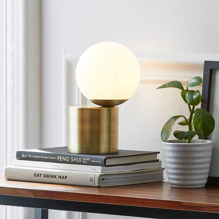 With A Flick Of A Switch These 50 Amazon Table Lamps Will Brighten Up Your Day Popsugar Australia Lamp Table Lamp Unique Table Lamps