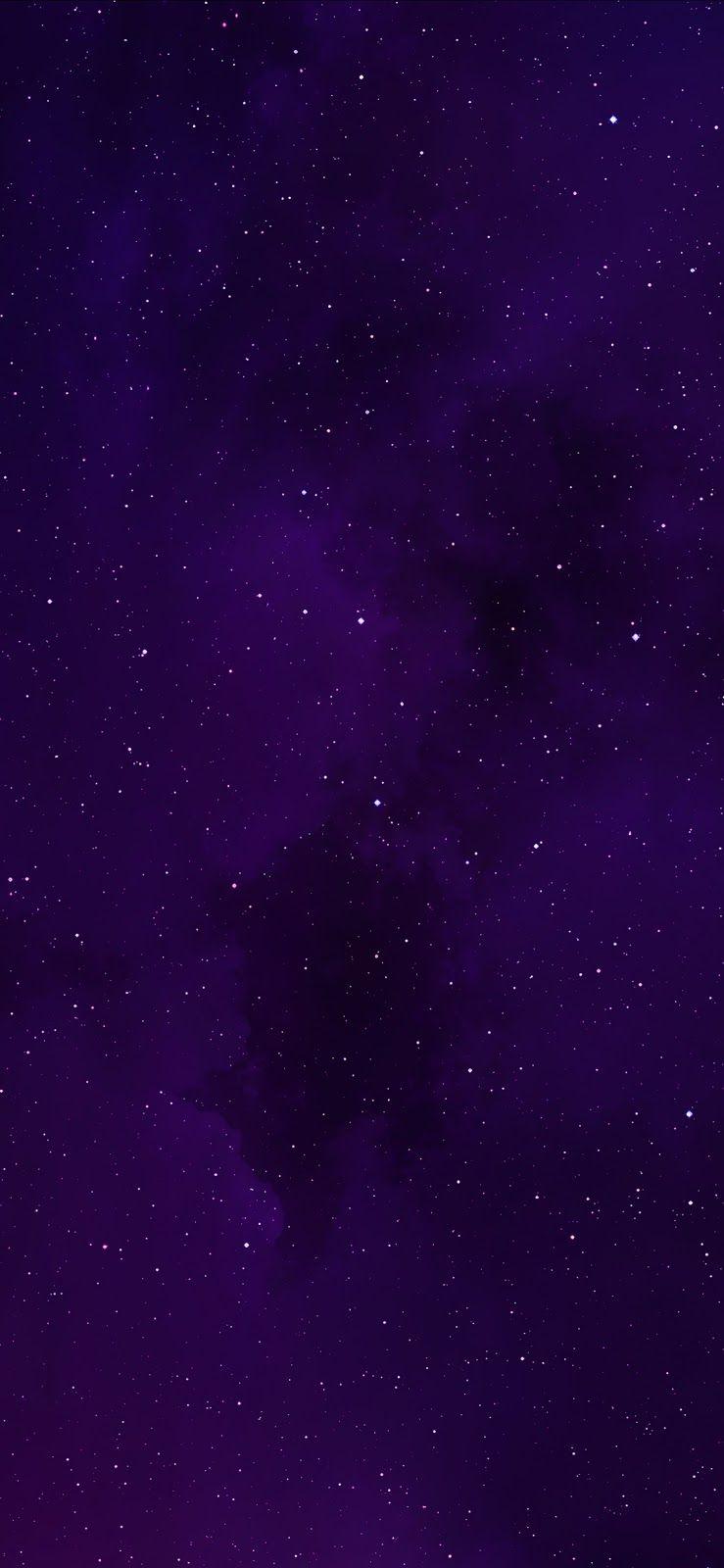 Space Iphone X Purple Wallpaper Iphone Purple Galaxy