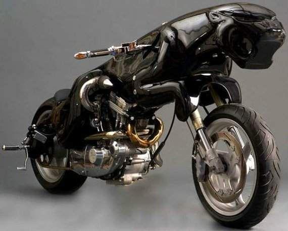 Coolest Motorcycle In The World Top 10 Weirdest Custom
