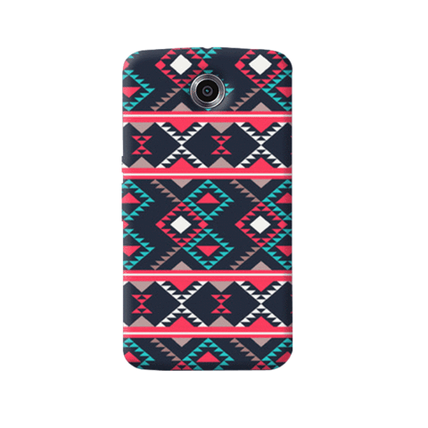 Protect your phone with a one-piece, impact resistant hard shell case featuring an extremely slim profile. The lay-flat feature protects the front of your phone by extending the bezel above the screen. - See more at: http://www.cyankart.com/collections/motorola-nexus-6/products/abstract-tribal-nexus-6-case