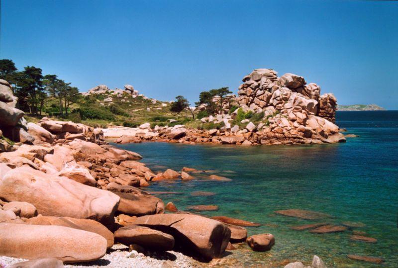 The Top 10 Natural Wonders In France Avec Images Cote De Granit Rose Bretagne