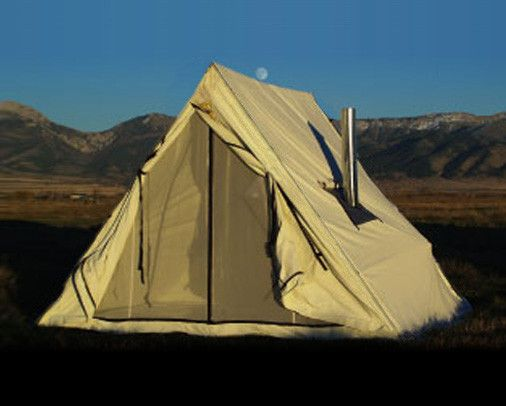 Montana Canvas Relite Wedge Tent Canvas Tent Wall Tent Tent