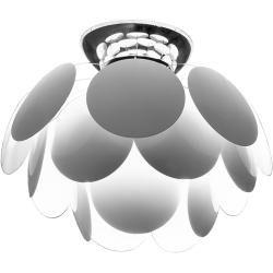 Marset Discoco 53 Deckenleuchte, matt grau MarsetMarset