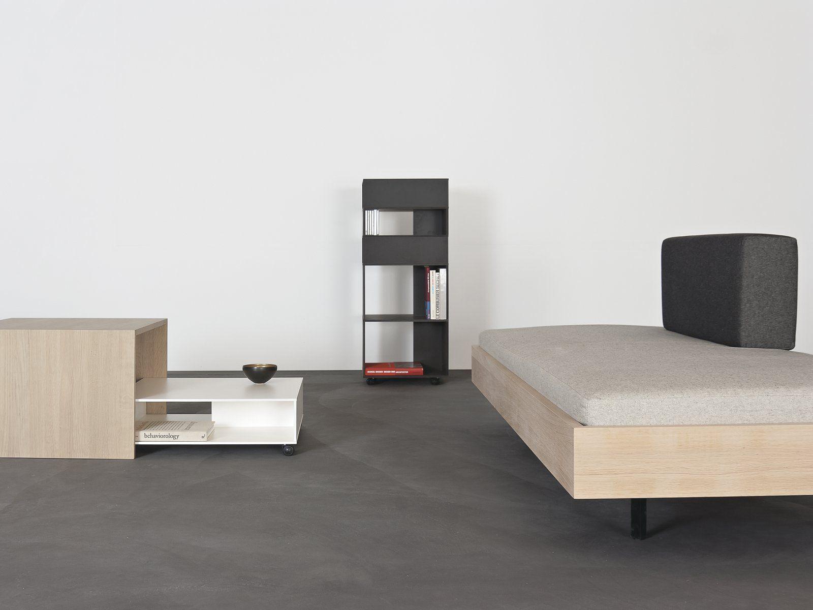 Divano / letto in legno massello IKU by Sanktjohanser design ...