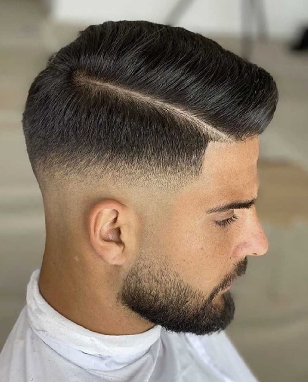 50 Best Comb Over Haircuts With Taper Fade Undercut In 2021 Faded Hair Mens Haircuts Fade Mid Fade Haircut