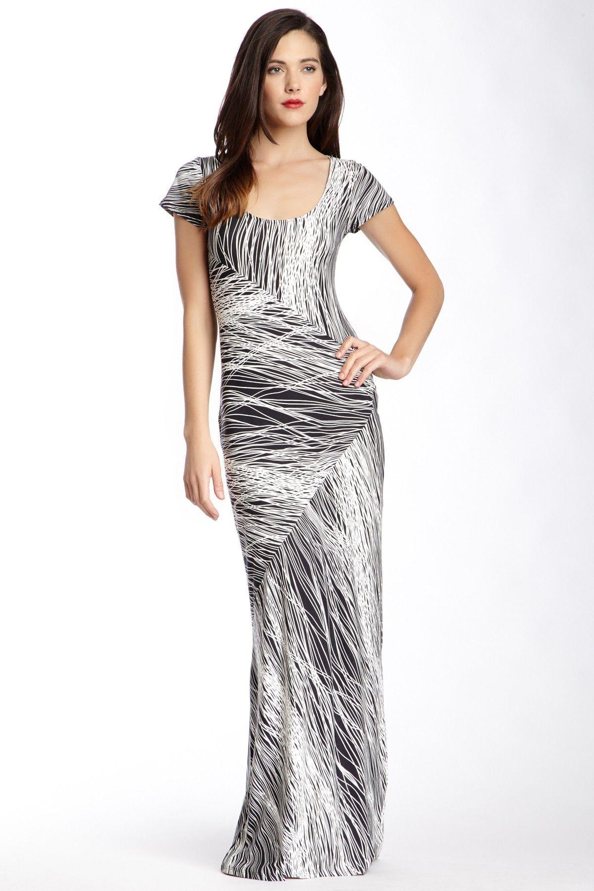 Weston Wear | Weston Wear Victoria Printed Maxi Dress | Nordstrom ...