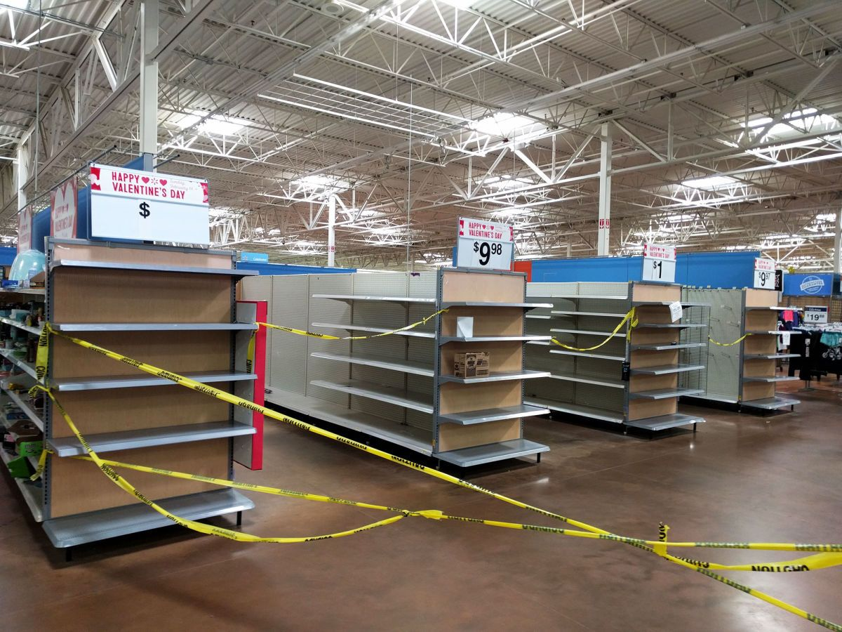 When Walmart Leaves Town Walmart Local Economy Alabama