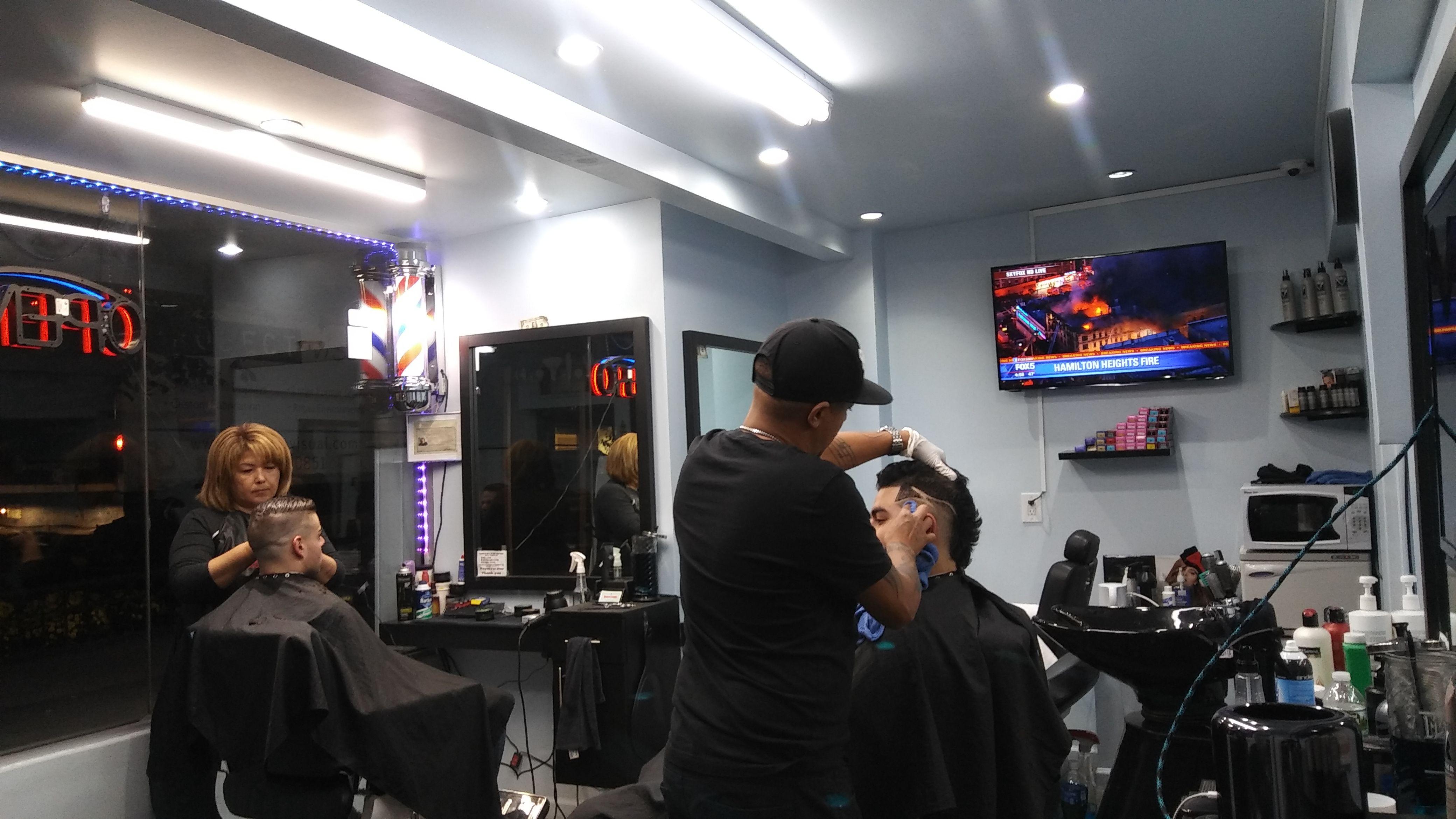 Male Barbers Female Barbers Nyc Great Barbershop In New York