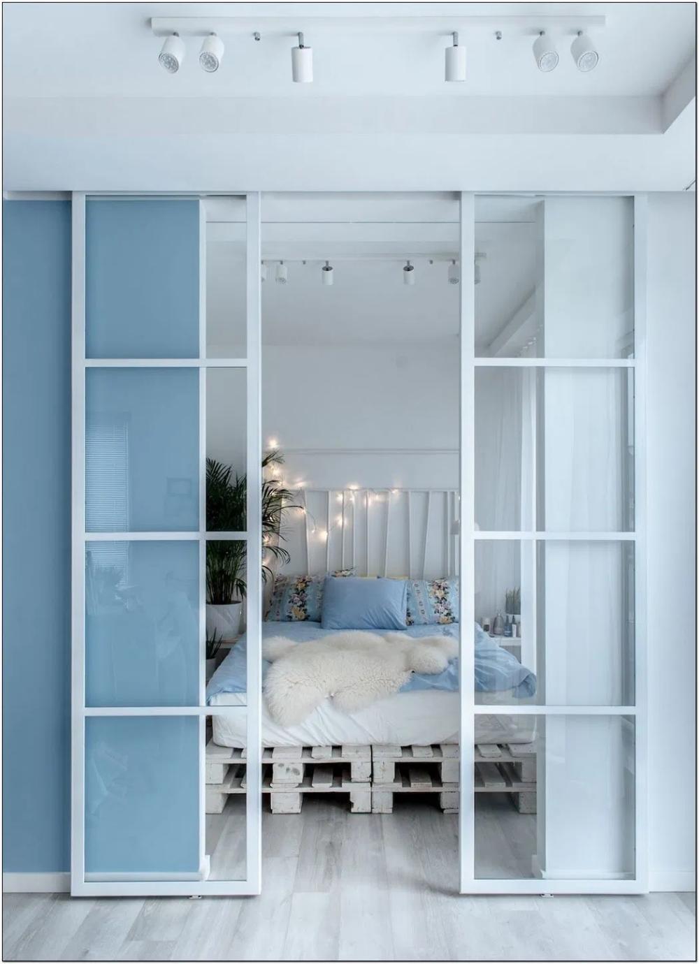 20 Glass Door Design Inspiration For Your Dream House 4 Wohnung Innenglasturen Schlafzimmer Einrichten