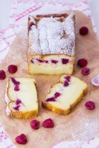 Zauberkuchen Himbeeren Magic Cake Rezept