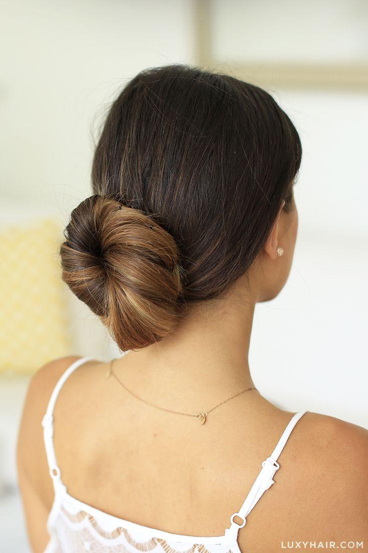 easy one minute heatless hairstyles heatless hairstyles hair