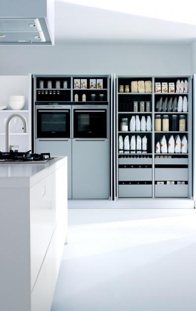 Küche: Mehr Stauraum Für Küchen   [SCHÖNER WOHNEN]