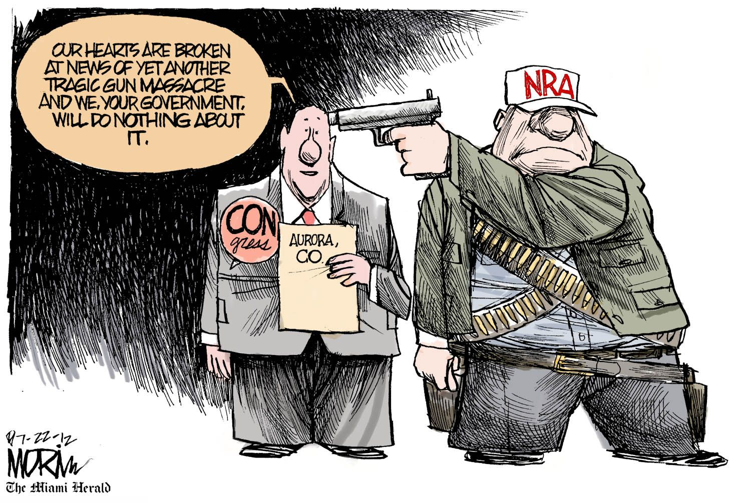 Image result for politicians accepting nra