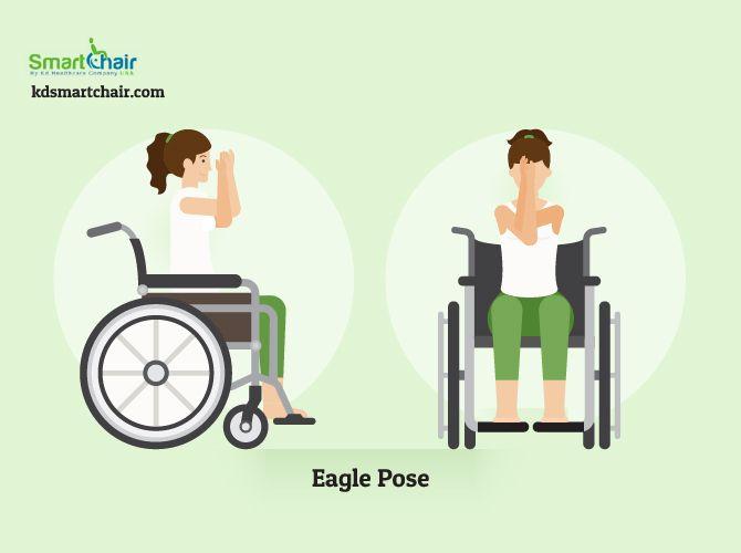 Yoga For Wheelchair Users 8 Poses Yoga Poses Yoga