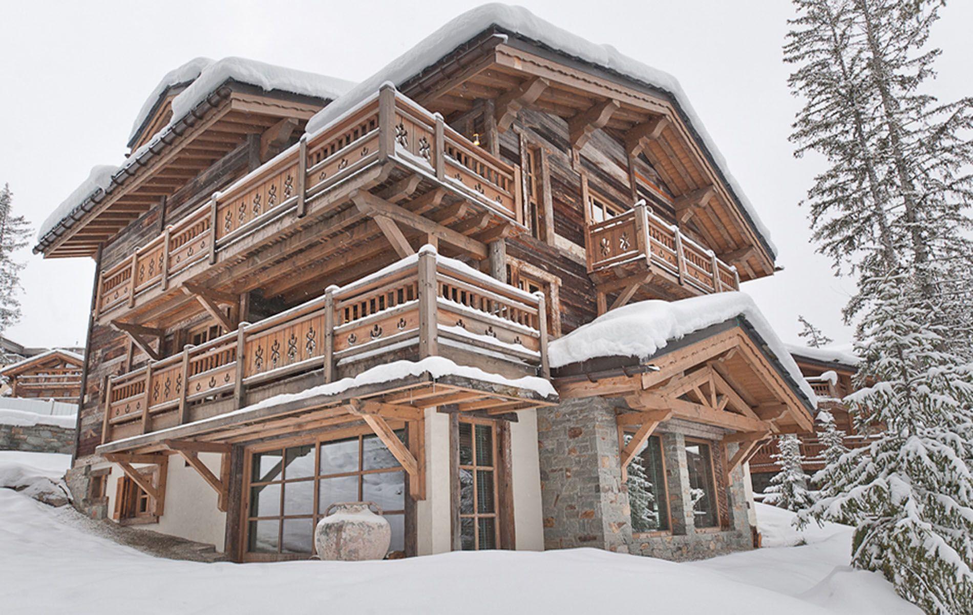 Favre Félix chalets maisons ossature bois et charpente en Haute