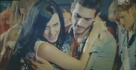 Josh Kloss In Katy Perry S Teenage Dream Music Video Joshua