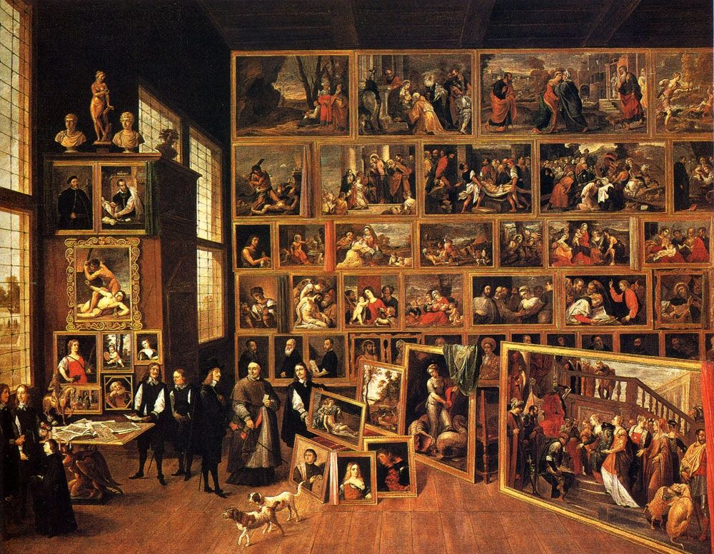 Life and Paintings of David Teniers the Younger (1610 – 1690)
