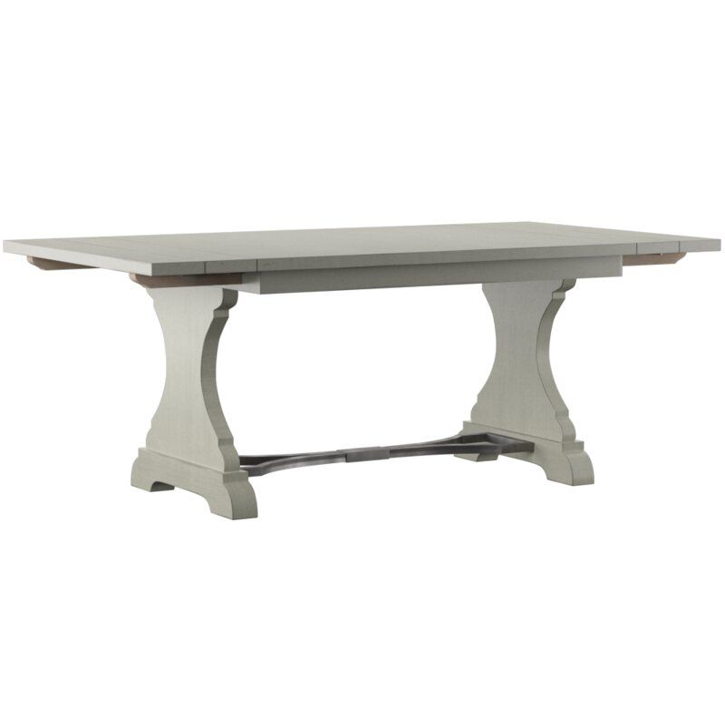 Lark Manor Saguenay Extendable Dining Table Reviews Wayfair Dining Table In Kitchen Dining Table Dining