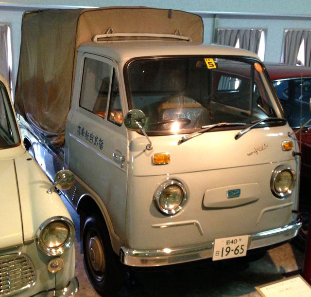 Daihatsu Mini Truck Parts: 1965 Daihatsu Hijet