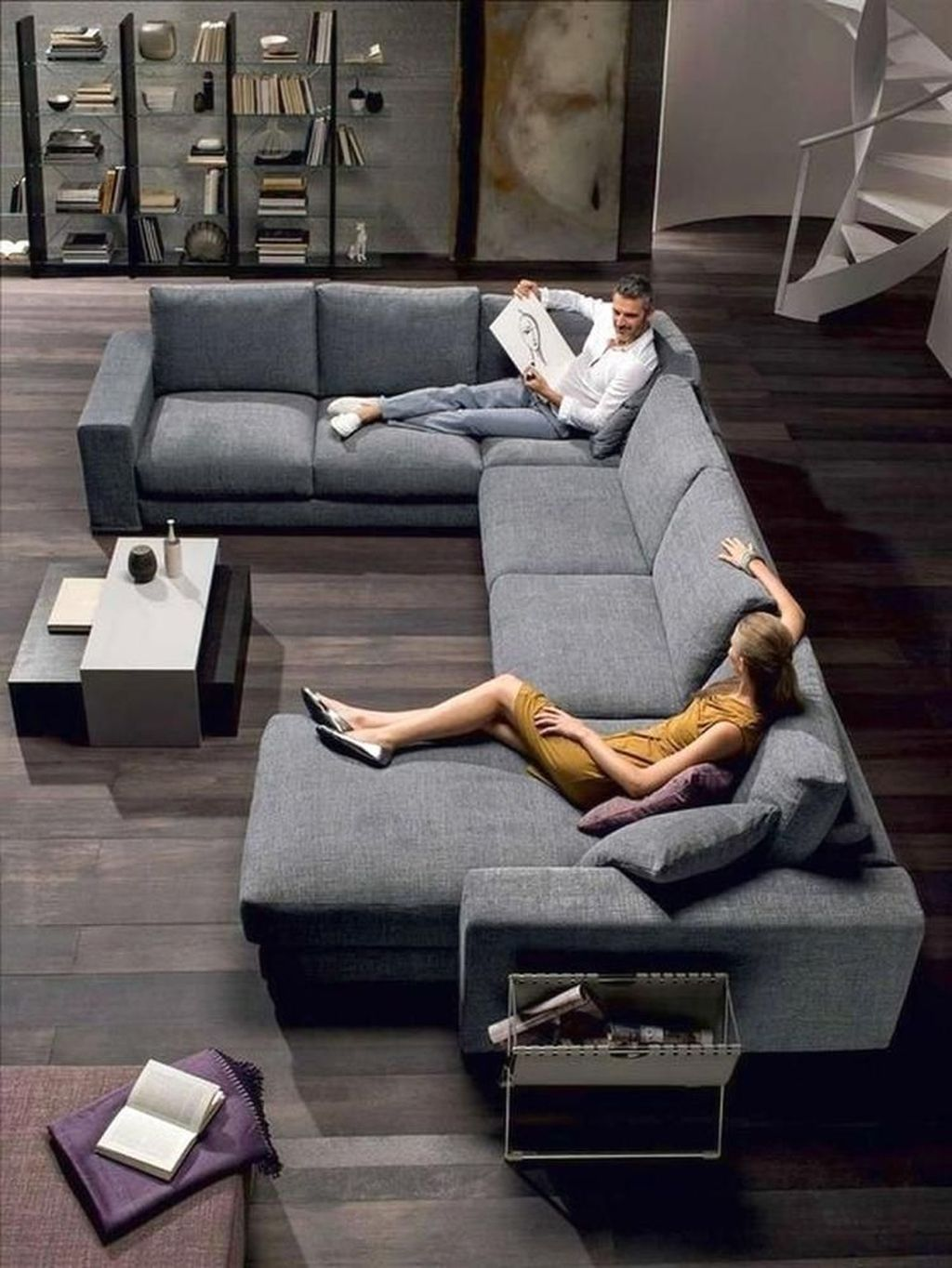 39 Adorable Contemporary Living Room Design Ideas Woonkamer