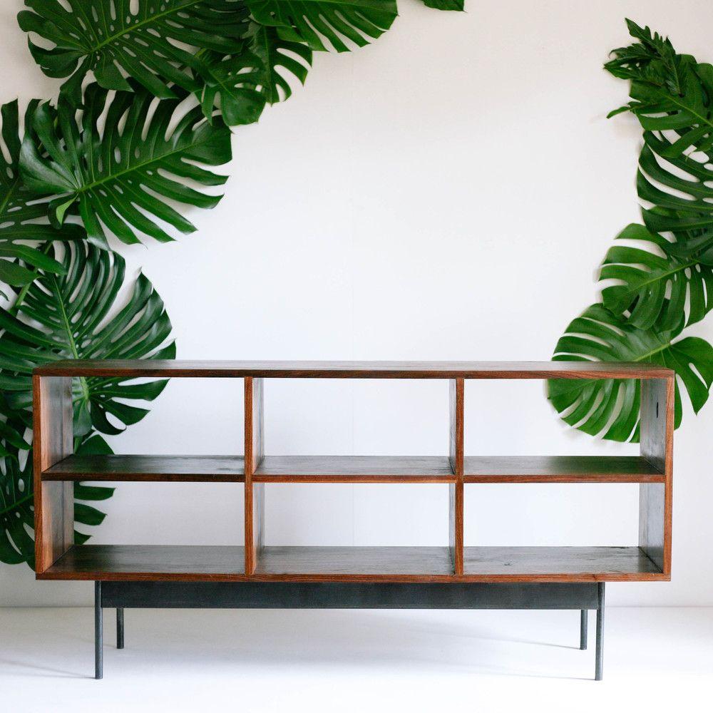 Ws credenza tea pinterest entrepa os muebles for Muebles industriales madrid
