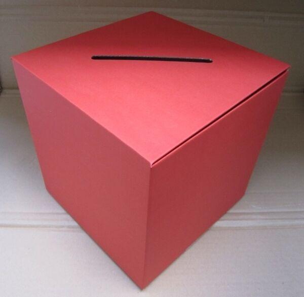 Ebay Sponsored Losbox Einwurfbox Leadbox Visitenkartenbox