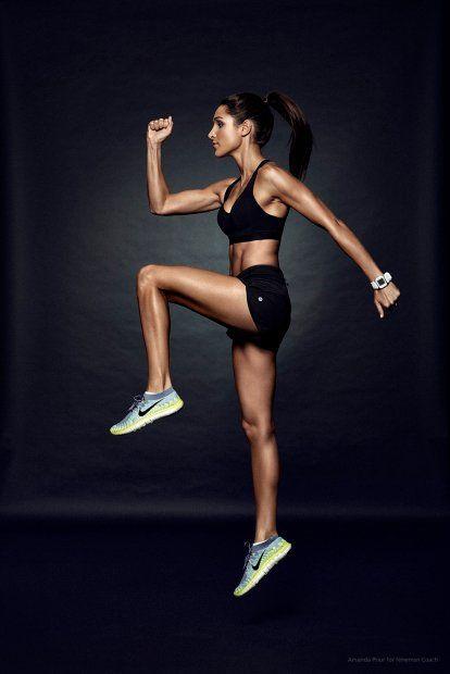 Kayla Itsines' 28-Minute Total-Body Workout