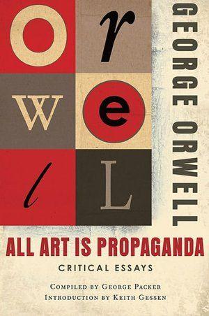 All Art I Propaganda Critical Essay Essays