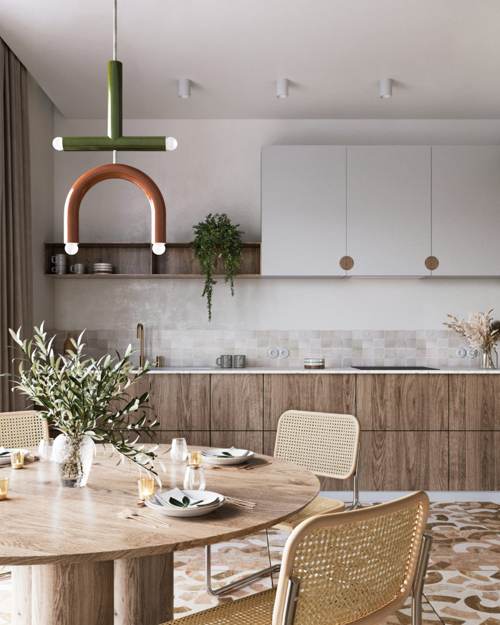 47 Metrowe Mieszkanie W Uppsali W Szwecji Proj Linie W Przestrzeni Ih Internity Home Decor Interior Design Kitchen Table