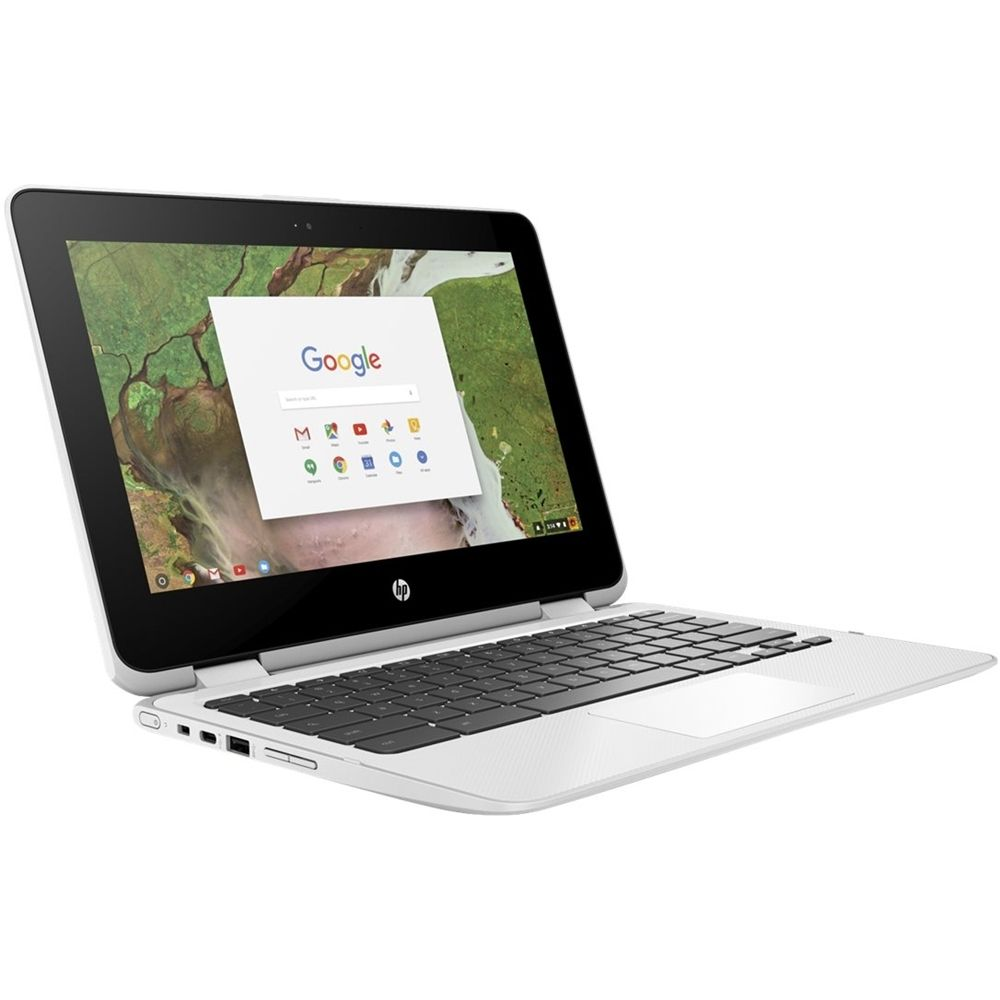 "HP 2in1 11.6"""" TouchScreen Chromebook Intel Celeron"
