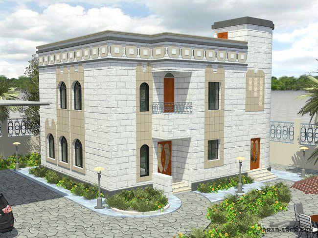 الفلل والقصور صفحة 528 House Layout Plans Exterior Design Architecture